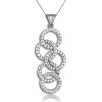 925 Sterling Silver Alice Pendant