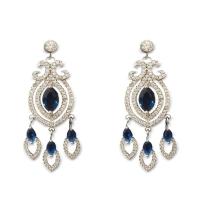 925 Sterling Silver Anya Earrings