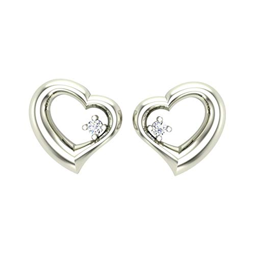 925 Sterling Silver Lailah Studs
