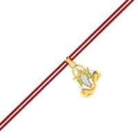 925 Sterling Silver Spritiual Shree Ganesha Bracelet