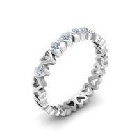 Prisha Diamond Ring
