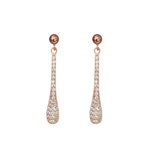 925 sterling silver amaira drop earrings