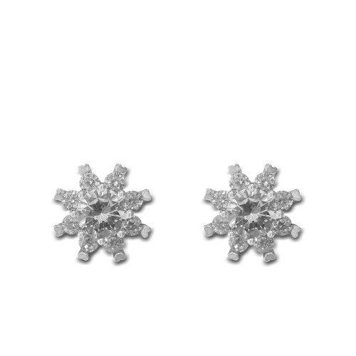 925 Sterling Silver Anaya Earrings