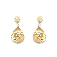 925 Sterling Silver Brinda Earrings
