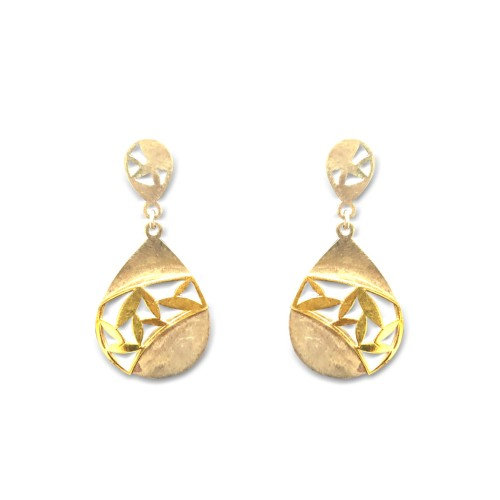 925 Sterling Silver Brinda Earrings