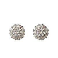 925 Sterling Silver Elegant Rushita Studs