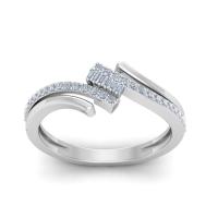 Geena Diamond Ring