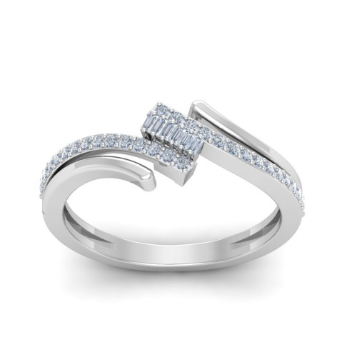 Geena Diamond Ring