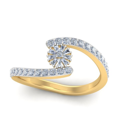 Hemakshi Diamond Ring