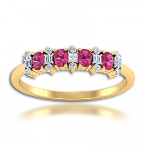 Lata Diamond Ring