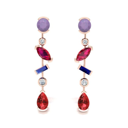 Molly Drop Earrings