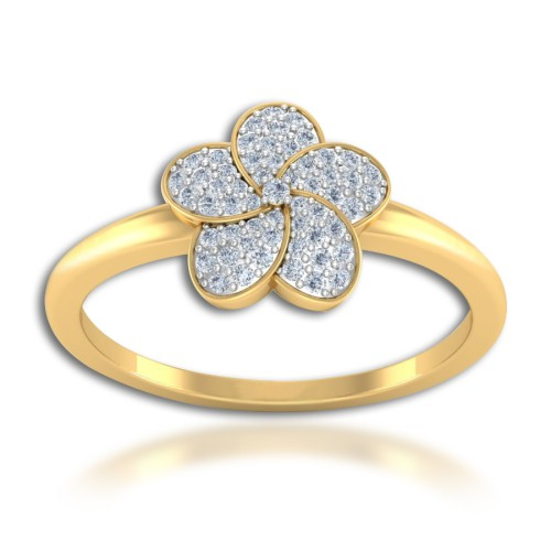 Mahi Diamond Ring