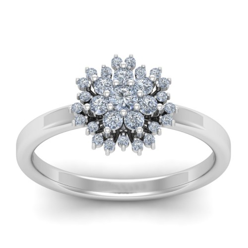 Manika Diamond Ring