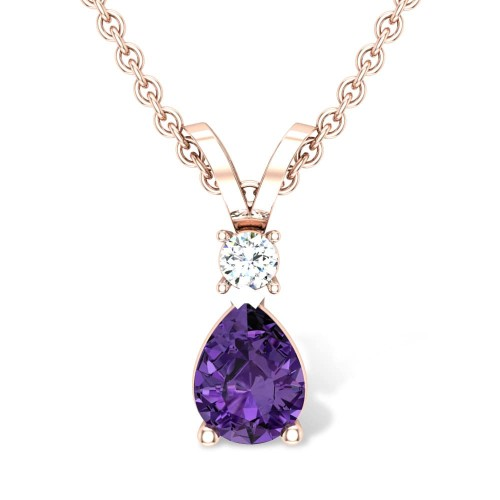 Layla Diamond Pendant