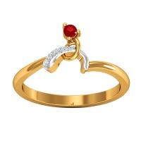 Abhiniti Diamond Ring
