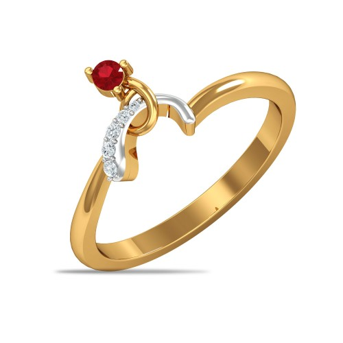 Abhiniti Diamond Ring