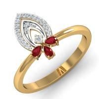 Abhiruchi Diamond Ring