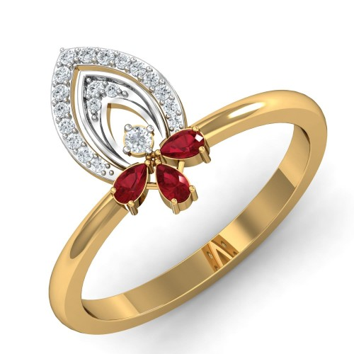 Abhiruchi Diamond Ring