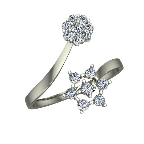 Emery Diamond Ring