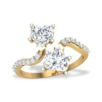 Alaia diamond Ring