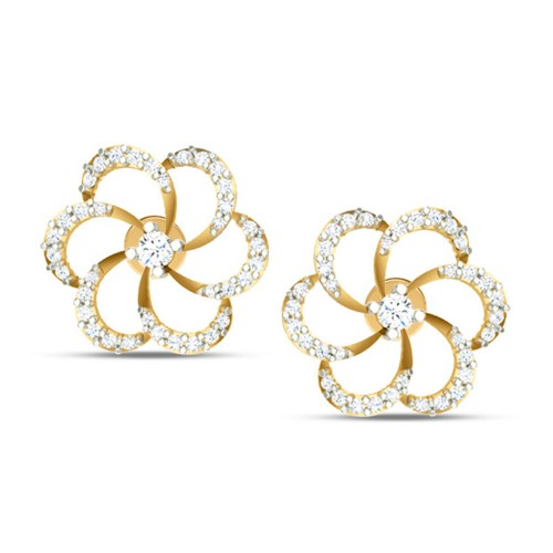 Alani Diamond Earring