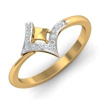 Alia Diamond Ring