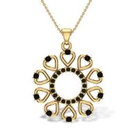 Alyza Diamond Pendant