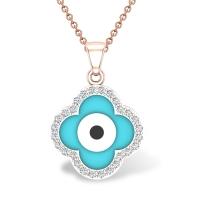 Amalia Diamond Pendant
