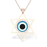 Livia Diamond Pendant