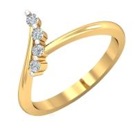 Amina Diamond Ring