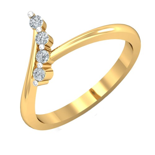Amina Diamond Ring