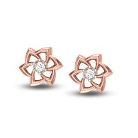 Amira Diamond Earring