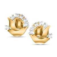 Amora Diamond Studs