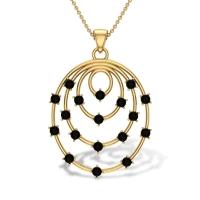 Amyra Diamond Pendant