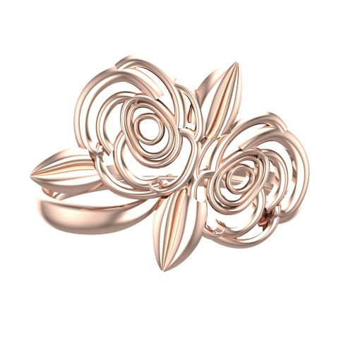 Norah Gold Ring