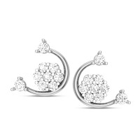 Aniyah Diamond Earring
