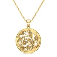 Ann Gold Pendant