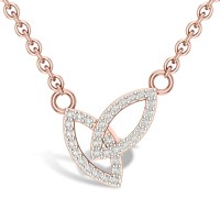 Julie 18kt Gold & Diamond  Pendant