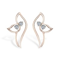 Lillie Diamond Studs