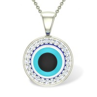 Jessie Diamond Pendant