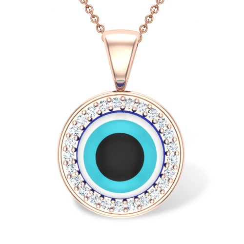 Adele Diamond Pendant