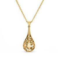 Ariadne Gold Pendant