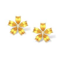 Asher Gold Earrings
