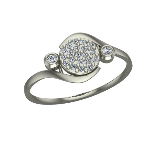Charlie Diamond Ring