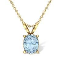 Aubrie Diamond Pendant