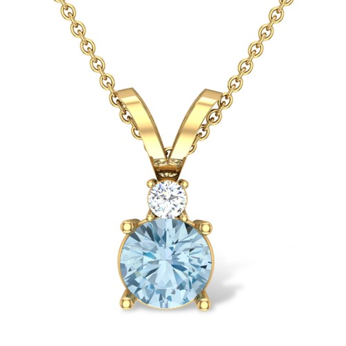 Aviana Diamond Pendant
