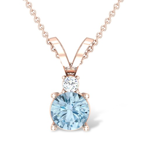 Aanya  Diamond Pendant