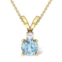 Aviana Diamond Pendant