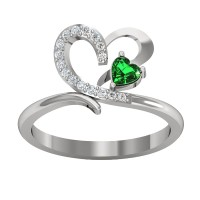 Azariah Diamond Ring