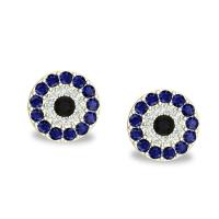 Bella Diamond Earrings